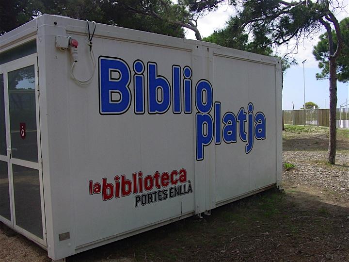 Biblio platja