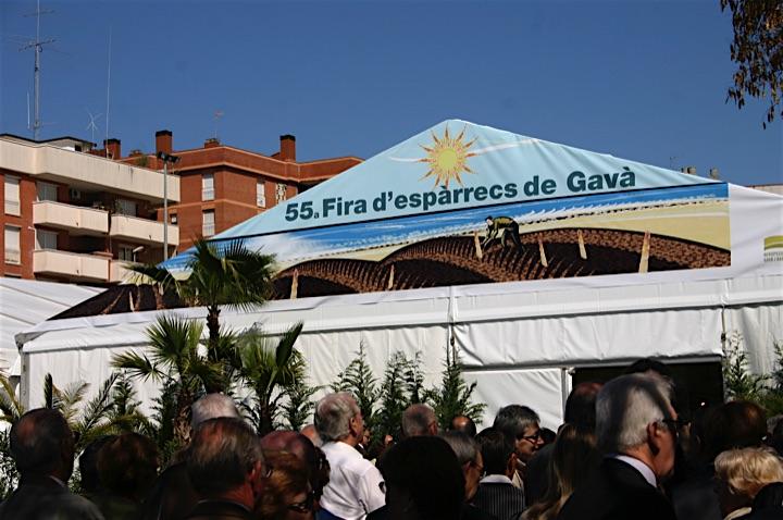 55a Fira d'espàrrecs de Gavà